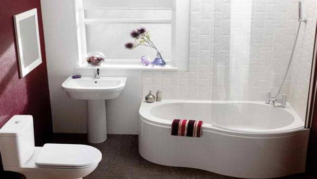 Bathroom Small Corner Tub Decoration Ideas