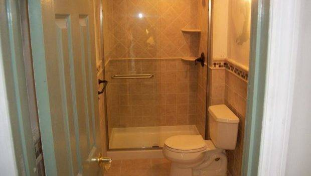 Bathroom Small Tiled Showers Designs