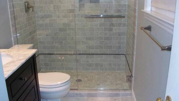 Bathroom Tile Ideas White Popular Small