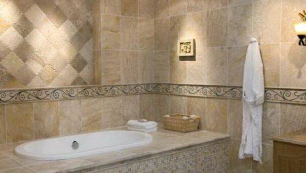 Bathroom Tub Tile Ideas Massage Bathtub