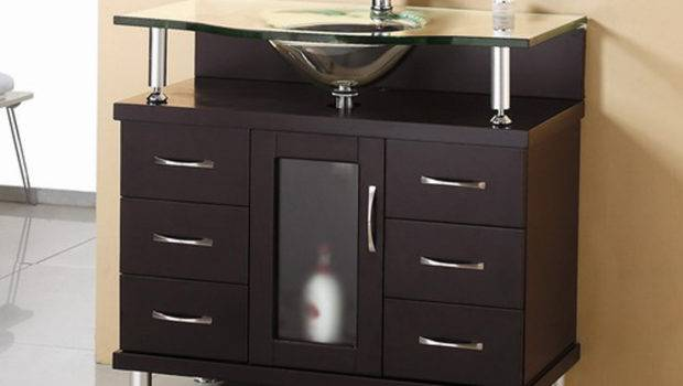 Bathroom Vanities Glass Tops Original