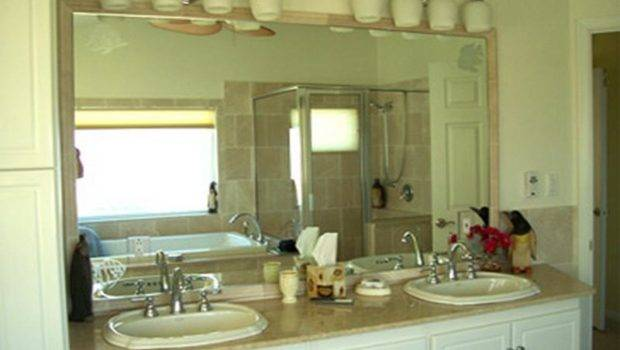 Bathroom Wall Mirrors Ideas Decorative