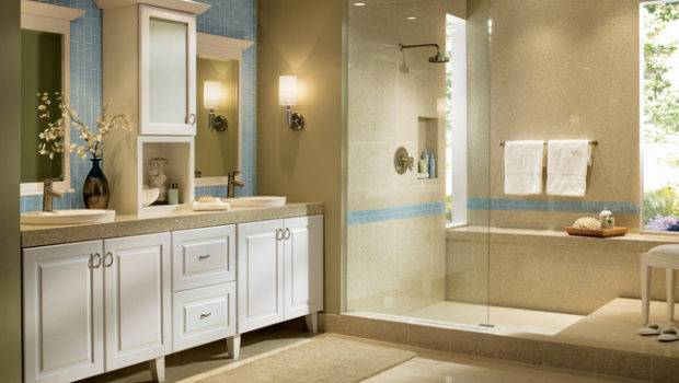 Bathrooms White Cabinets Home Decoration Club