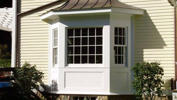 Bay Window Exterior Trim Ideas Cusatomanagement