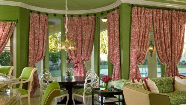 Bay Window Treatment Ideas Treatments Curtains