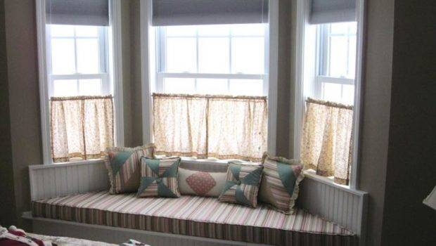 Bay Window Treatment Ideas Various Styles Curtains Vizimac