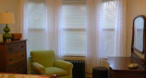 Bay Windows Ideas Window Double Curtain Rod Traditiona