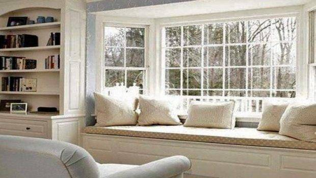 Beautiful Bay Window Seating Ideas