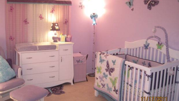Beautiful Butterflies Nursery Project