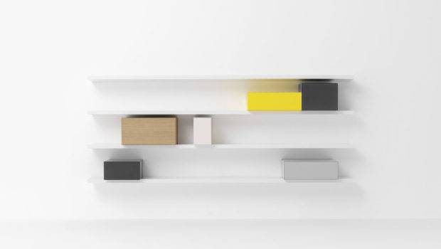 Beautiful Contemporary Modern Wall Shelves Decosee