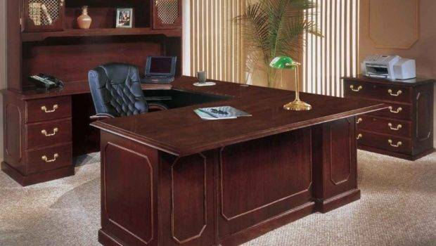 Beautiful Executive Office Tables