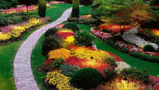 Beautiful Garden Photos Funmag