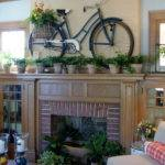 Beautiful Hearth Decorations Ideas Summer