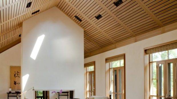 Beautiful Ideas Airier Brighter Vaulted Ceiling