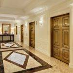 Beautiful Marble Foyer Flooring Ideas Entrance