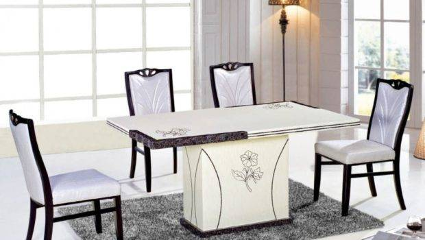 Beautiful Marble Top Dining Table Design Colour Story