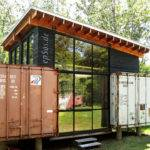 Beautiful Shipping Containers Houses Interior Design