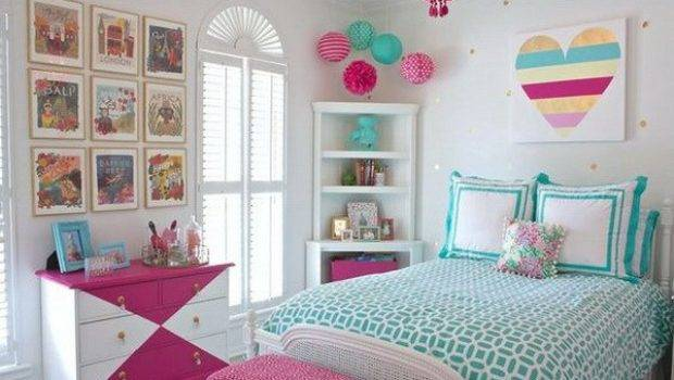 Beautiful Teenage Girls Bedroom Designs