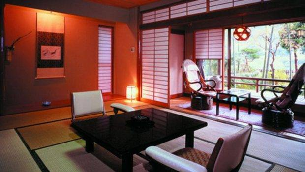 Beautiful Traditional Japanese Dining Room Style Design Ideas