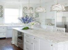 Beautiful Wall Designs All White Kitchen Ideas