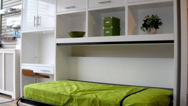 Bed Cabinet Design Modern Murphy Awesome Small