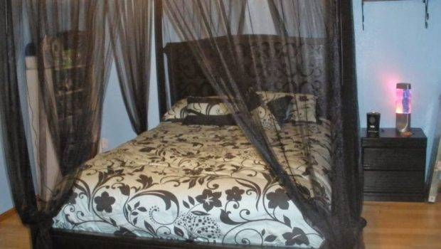 Bed Curtains Ideas White Curtain Diy Canopy