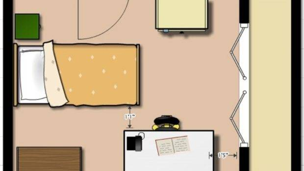 Bed Room Layout Small Bedroom Plans