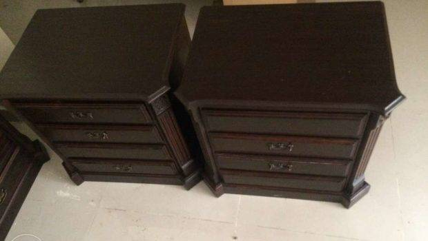 Bed Set Side Tables Chairs Chenone Purchased Selling Very Cheap Shftng