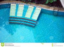 Bed Swimming Pool