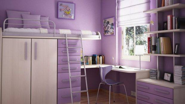 Bedroom Beautiful Designs Ideas Teenage Girls Purple