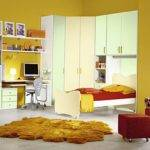 Bedroom Best Cool Things Teenagers Room Decor Yellow Wall