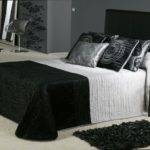 Bedroom Black Silver Decor Ideas