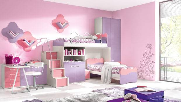 Bedroom Bunk Beds Delightful Modern Kids