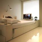 Bedroom Cabinets Small Rooms Cool Space
