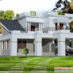 Bedroom Contemporary House Architecture Plans