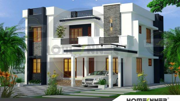 Bedroom Contemporary Ultra Modern House Plans