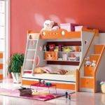 Bedroom Cool Kids Bunk Beds Decorating More