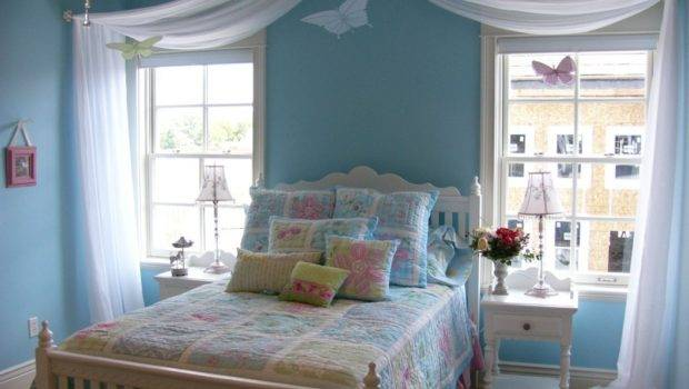Bedroom Creative Ways Cool Paint Your Room Blue