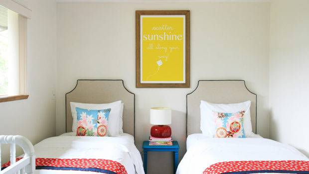 Bedroom Decorating Ideas Twin Kids Room