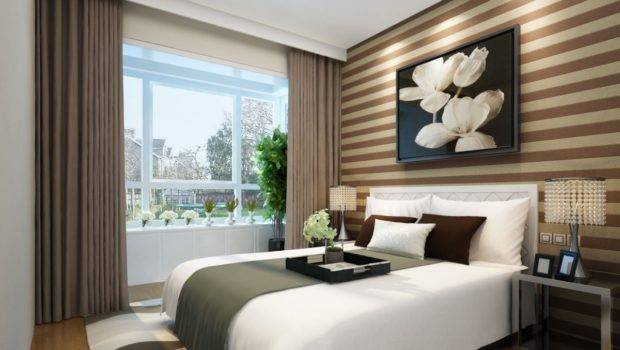 Bedroom Decoration Effect Modern