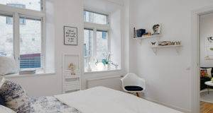 Bedroom Design Inspiration Swedish White