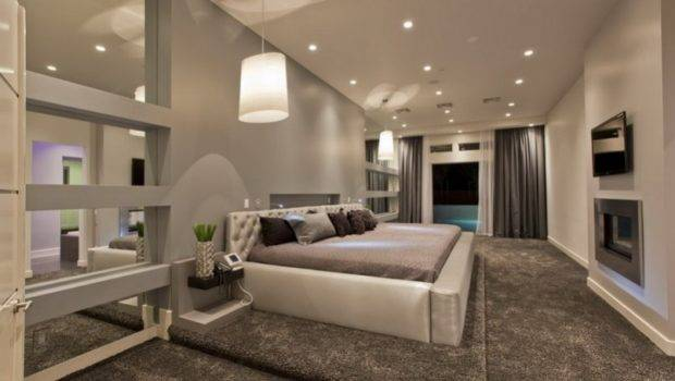 Bedroom Designs Awesome Modern Master Suite Gray