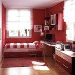 Bedroom Designs Men Masculine Style Small Study Room