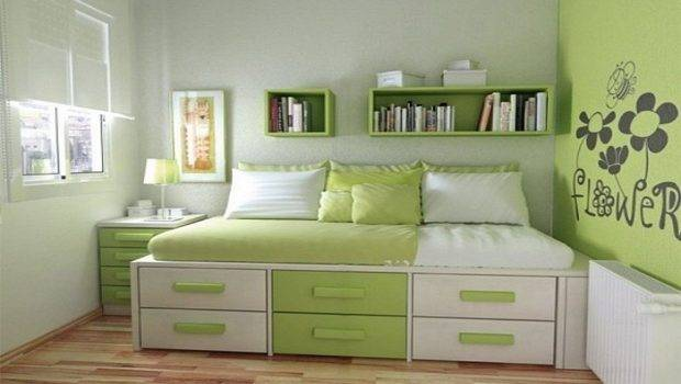 Bedroom Designs Small Spaces Decorate House