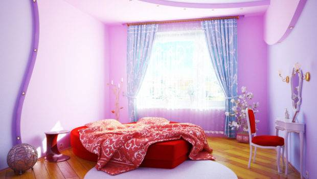 Bedroom Designs Teen Girl Decor Fun Color