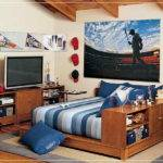 Bedroom Elegant Cool Room Ideas Teenage Guys