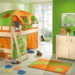 Bedroom Fascinating Cool Small Ideas Green Funny