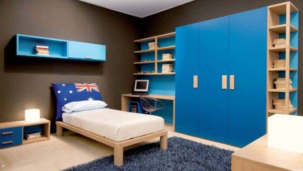 Bedroom Ideas Teenage Guys Small Rooms Home Attractive