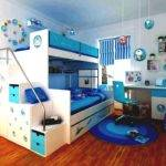 Bedroom Ideas Using White Bunk Bed Stairs Storage Also Small