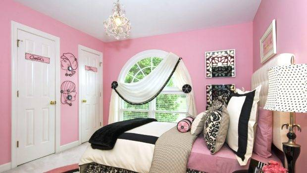 Bedroom Makeover Teen Girl Room Devine Decorating Bedrooms